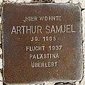 Stolperstein für Arthur Samuel.jpg