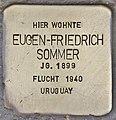 Stolperstein für Eugen-Friedrich Sommer (Heidelberg).jpg