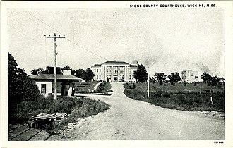 Stone County, Mississippi - circa 1920
