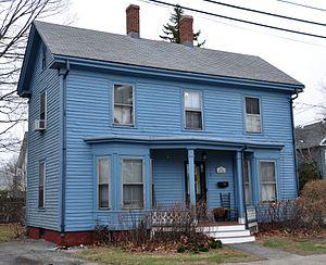 John Jones House (Stoneham, Massachusetts) - Image: Stoneham MA John Jones House