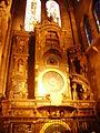 Straßburg Cathédrale Notre-Dame Innen Astronomische Uhr 1.JPG