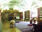 Strahov Monastery, Prague (interior)