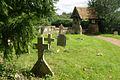 Stratfield Mortimer churchyard - geograph.org.uk - 940266.jpg