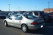 Dodge Stratus - Wikipedia