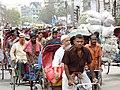 Street Scene outside Old City - Dhaka - Bangladesh - 02 (12850815034).jpg