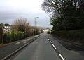 Stretch of road in Llanelli - geograph.org.uk - 144831.jpg