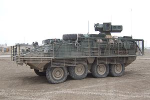 52nd Infantry Regiment (United States) - M1134 Stryker ATGM