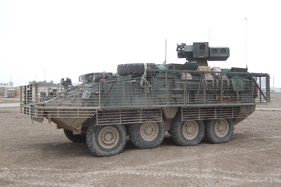Stryker M1134 ATGM