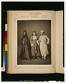 Studio Portrait of Models Wearing Traditional Clothing from the Province of Iles d'Archipel (Islands of the Archipelago), Ottoman Empire WDL337.png