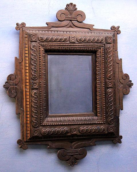 File studiolo di michelangelo il giovane specchio da - Lo specchio di beatrice wikipedia ...