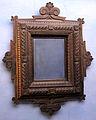 Studiolo di michelangelo il giovane, specchio da parete.JPG