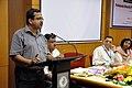Subhabrata Chaudhuri Addressing - Opening Session - VMPME Workshop - Science City - Kolkata 2015-07-15 8545.JPG