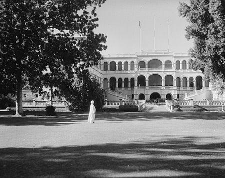 القصر الجمهوري.
