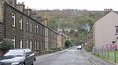 Sun Street - viewed from Main Road, Eastburn - geograph.org.uk - 1026831.jpg