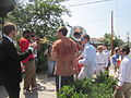Sunday Second Line on Maple Street 3 June 2012 Bar Stop 2.jpg