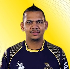 Sunil Narine West Indian cricketer