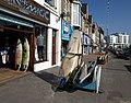 Surfboards, Newquay - geograph.org.uk - 1758827.jpg