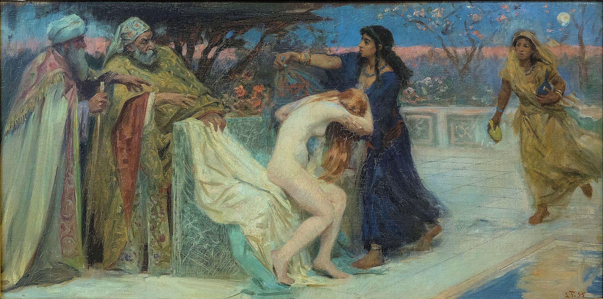 Susanna i badet, 1895, 43 x 88 cm privateje.jpg