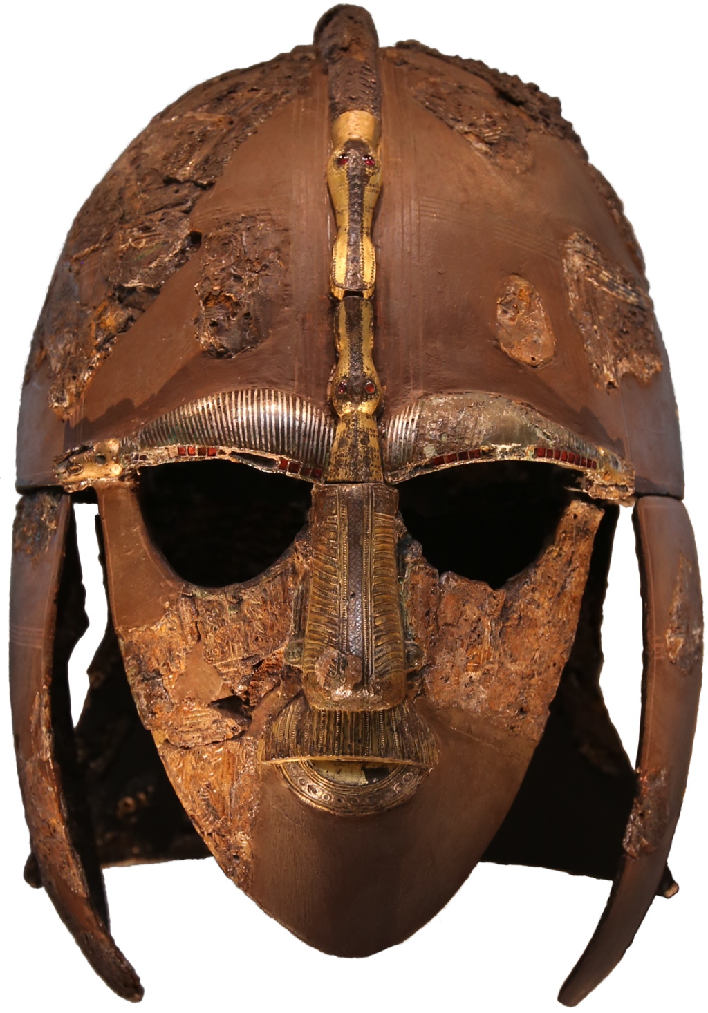 Sutton Hoo helmet 2016