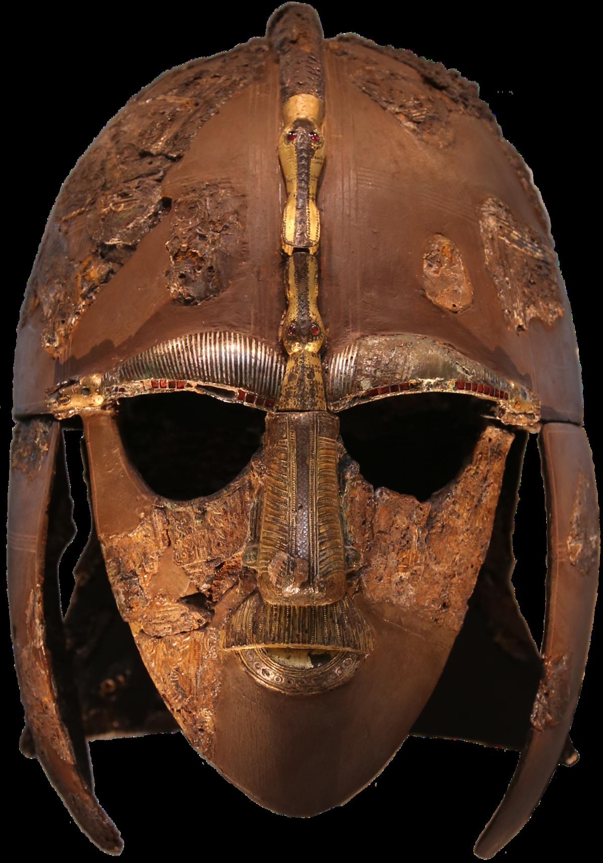 Sutton Hoo helmet - Wikipedia