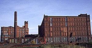 Bolton - Swan Lane Mills