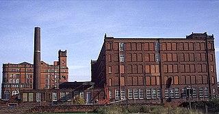 Swan Lane Mills