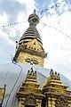 Swayambhunath Stupa -Kathmandu Nepal-0306.jpg