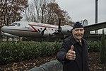 Sweet Gratitude, Candy Bomber rededicates Frankfurt's Berlin Airlift Memorial 161122-F-ZL078-287.jpg