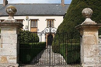 Thomas Grosvenor (1734–1795) - Swell Court, Somerset