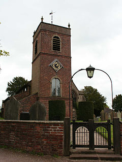 St Peter's Church, Swettenham