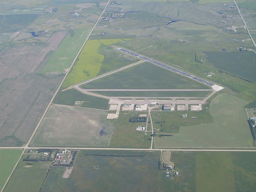 Swift Current Airport