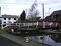 Swing bridge over canal at Bells Lane - geograph.org.uk - 350888.jpg
