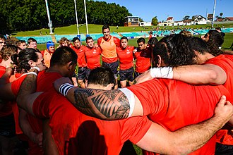 Canberra Vikings - Image: Sydney Stars versus Canberra Vikings NRC Round 5 (1)