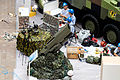 TADTE 2015 Preview, MPC 120mm Advanced Mobile Mortar System and Unmanned aerial Fire Observation System 20150811a.jpg