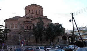 Church of Prophet Elijah (Thessaloniki) - Image: THES Prophitis Ilias 1