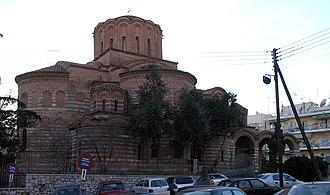 Church of Prophet Elijah (Thessaloniki) - The church