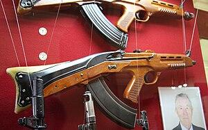 TKB-011 - TKB-011 rifle 1963 mod.