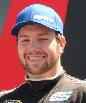 Alex Kennedy (racing driver) - Kennedy at the 2015 Toyota/Save Mart 350