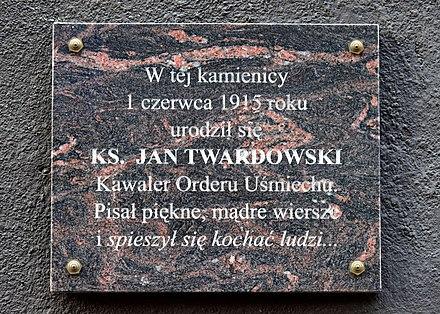 Jan Twardowski Wikiwand