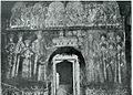 Tablou votiv de la Biserica Mogoșoaia din cartea Portretele domnilor de N. Iorga.jpg