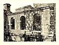Tafel 005b Spalato - Kaiserpalast bei der Porta Ferrea - Heliografie Kowalczyk 1909.jpg