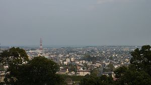 Takanabe, Miyazaki - View of Takanabe