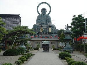 Takaoka, Toyama - Great Buddha of Takaoka