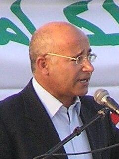 Arab Knesset member