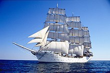 Tall ship Christian Radich under sail.jpg
