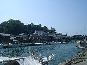 Hagi, Yamaguchi - Tamae Kannon