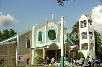 Tarangnan, Samar - Tarangnan Church