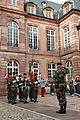 Task force Lafayette prise d'armes Strasbourg 31 janvier 2013 07.JPG