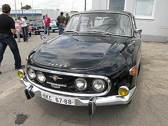 Tatra 603 - Image: Tatra 603 (2008)