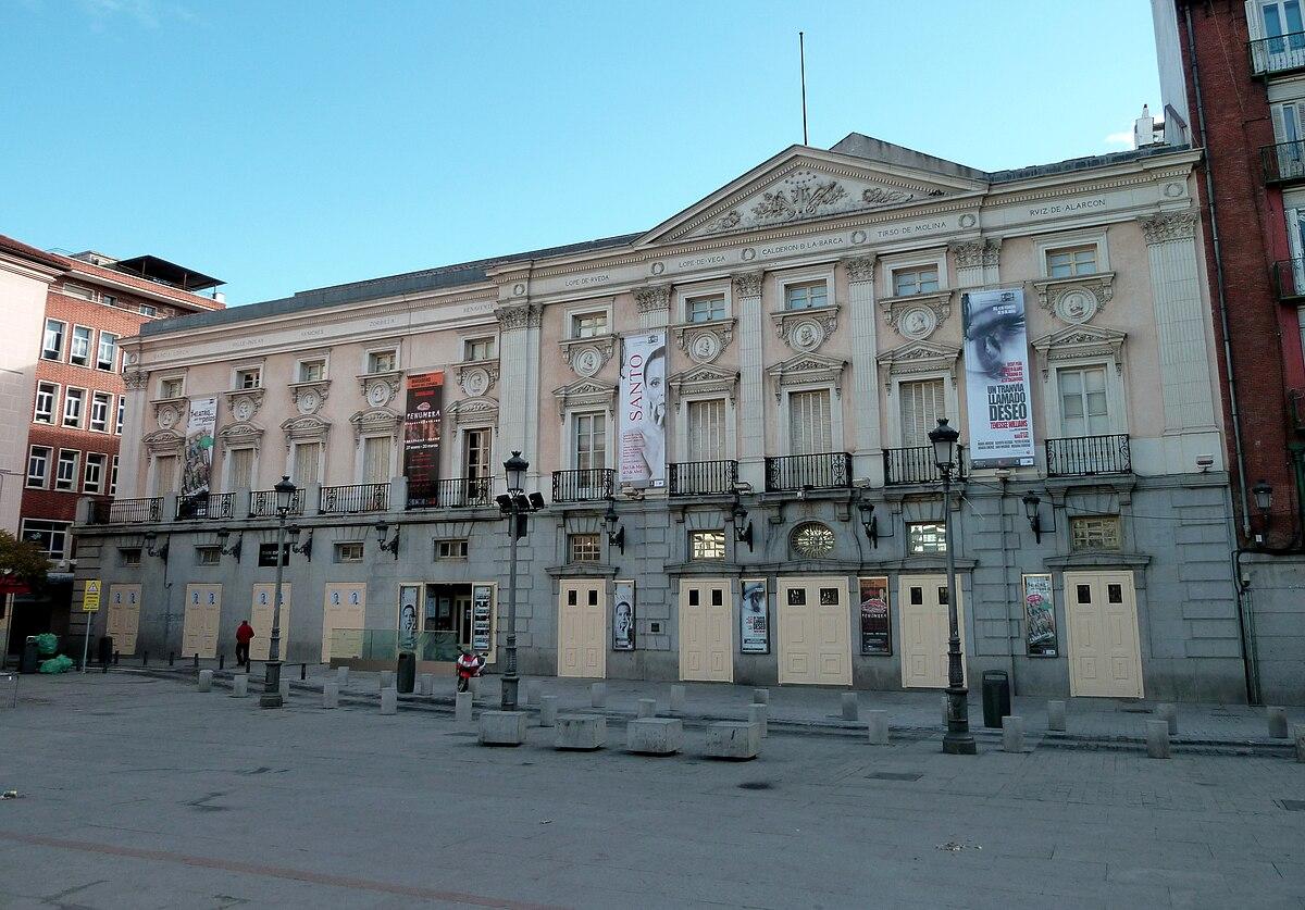 Teatro Espanol Madrid Wikipedia